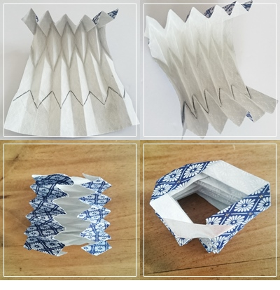 rond en origami 2
